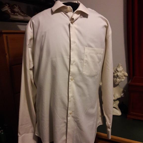 Pronto Uomo Other - PRONTO UOMO SLIM FIT NON-IRON DRESS SHIRT